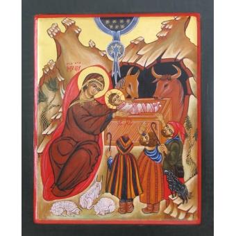 Kersticoon, Geboorte van Christus