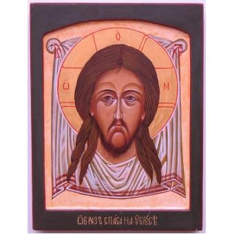 Het Mandylion van Christus