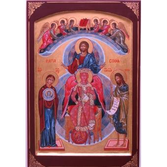 Sophia, Icoon van de Heilige Wijsheid